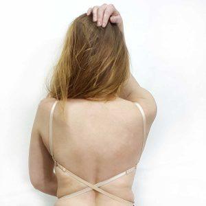 Σουτιέν με χιαστή πλάτη