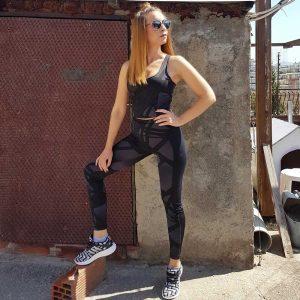 Workout leggings. Κολάν για προπονήσεις όλων των απαιτήσεων