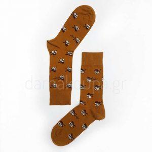Πολύχρωμες κάλτσες αντρικές