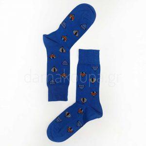 Οικονομικές πολύχρωμες κάλτσες