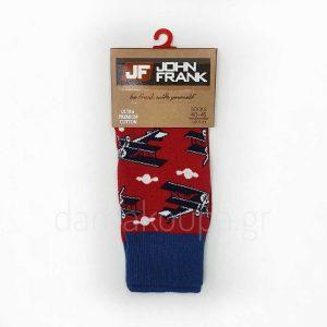 Βαμβακερές αντρικές κάλτσες με σχέδια