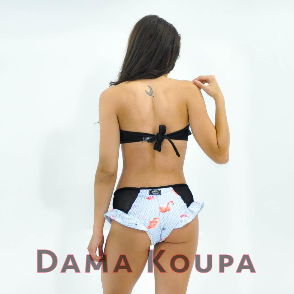 μπικίνι light flamingo Ψηλόμεσο bikini ψηλόμεσο μπικίνι μαγιό ψηλομεσο μαγιό  brazil 203fc6c4191