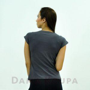 Αθλητικές καλοκαιρινές μπλούζες γυναικείες