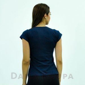 Μπλε μπλούζες γυναικείες