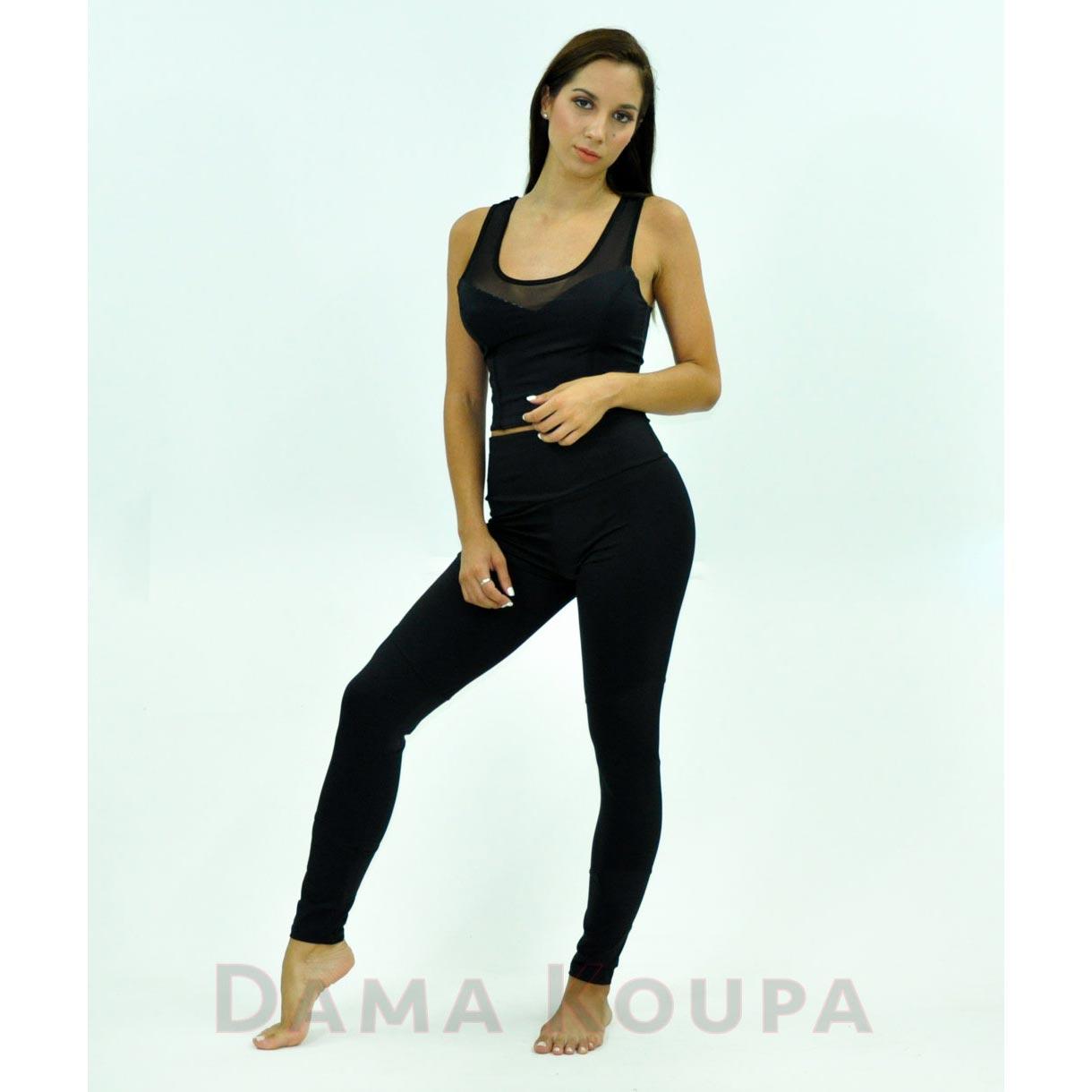 Ελληνική βιοτεχνία εσωρούχων πυζαμών και sportswear Αθλητικό κολάν σύσφιξης  μεγάλα μεγέθη ... 3d8e0c92ece