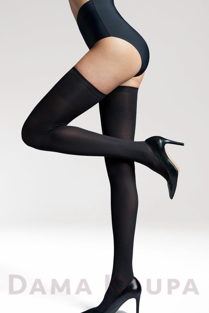 Χοντρές κάλτσες πάνω από το γόνατο