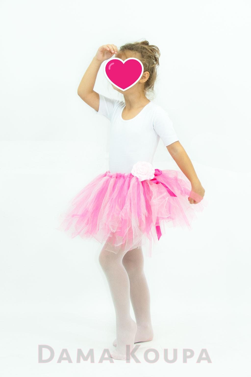 Παιδική φούστα τουτού μπαλέτου από τούλι Dama Koupa c7491904978
