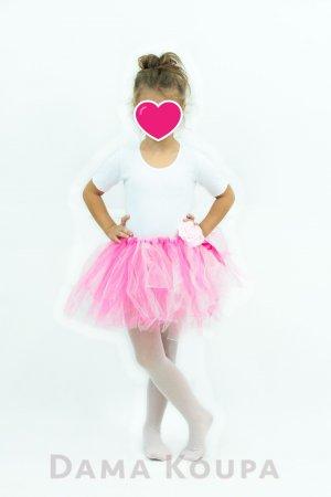 Οικονομική φούστα τουτού για μπαλέτο