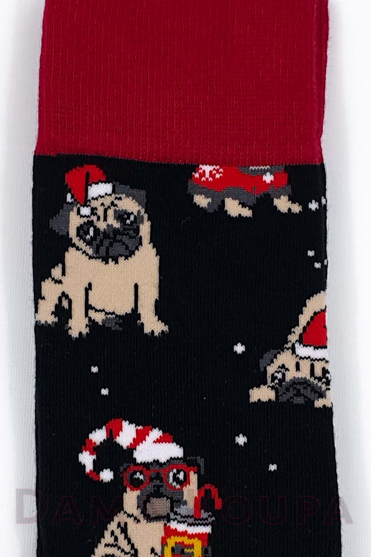 Ανδρικές κάλτσες Χριστουγέννων