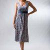 Φορεμα σε γραμμη αλφα μιντι