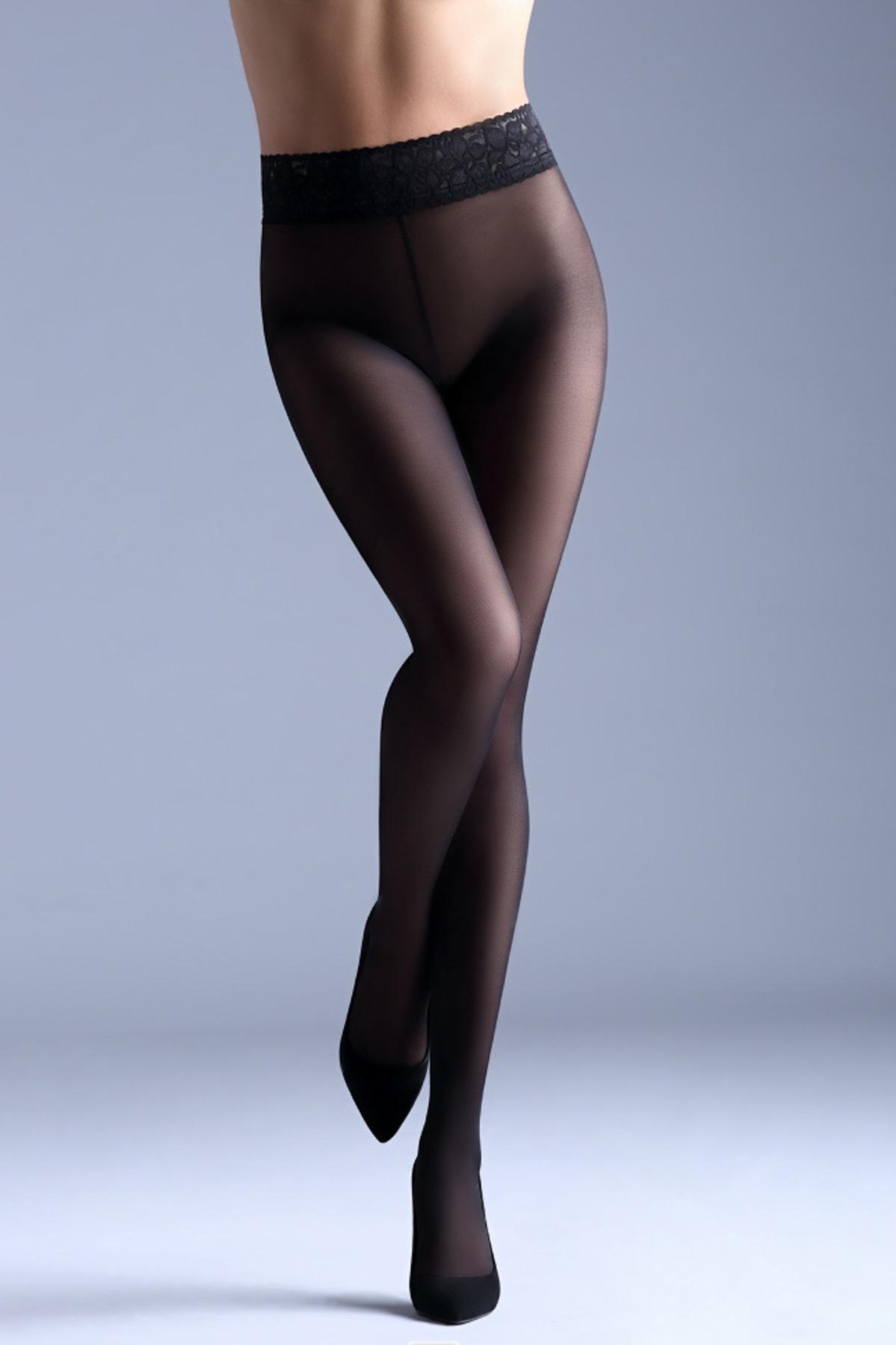 Μαύρο καλσον λύκρα